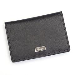 Royce® Leather ID Card Case Wallet