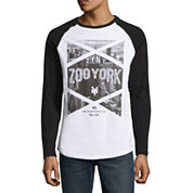 Zoo York Flamed Long Sleeve Raglan
