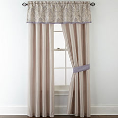 Home Expressions™ Le Reine 2-Pack Curtain Panels