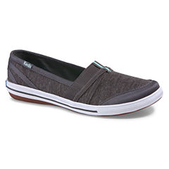 Keds Summer Jersey Womens Slip-On Shoes