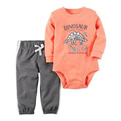 Carter's Boys Bodysuit Pant Set