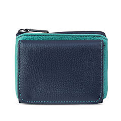 Mundi® Mini Leather Wallet