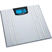 Escali® Body Fat Water & Muscle Mass Digital Scale USHM180S
