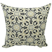 Mendoza Medallion Outdoor Pillow