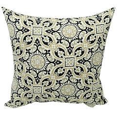 Mendoza Medallion Outdoor Pillow