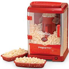 Presto® Orville Redenbacher's Fountain Theater Hot-Air Corn Popper