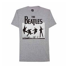 Beatles Jump Graphic Tee