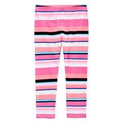Okie Dokie Knit Print Leggings - Toddler
