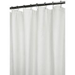Park B. Smith® Baby Waffle Shower Curtain