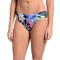 Fleetstreet Collection Floral Bikini Swimsuit Bottom