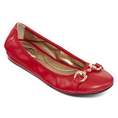 St. John's Bay® Lizette Ballet Flats