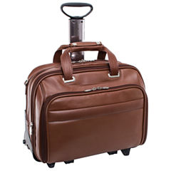 McKlein Midway Wheeled Laptop Case
