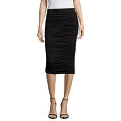Worthington Edition Rouched Skirt