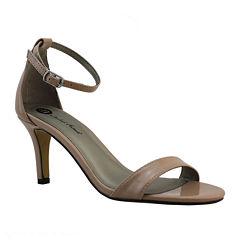 Michael Antonio Ramos Patent High-Heel Sandals