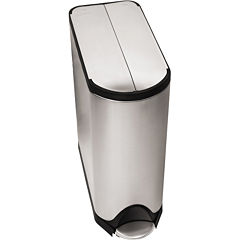 simplehuman® 45L Butterfly Step Trash Can
