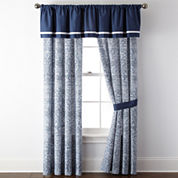 Liz Claiborne® Arabesque 2-Pack Curtain Panels