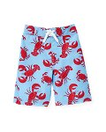 Crab & Lobster Swim Trunk