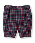 Plaid Suit Knicker