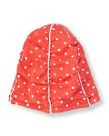 Dot Ruched Swim Cap
