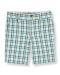 Gingham Seersucker Short