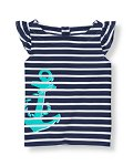 Anchor Striped Top