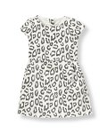 Leopard Corduroy Dress