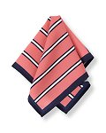 Striped Pocket Square