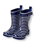 Striped Rainboot