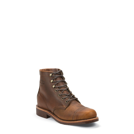 """Image for MEN'S 6"""" TAN RENEGADE HOMESTEAD BOOTS ; Style# 1901G47"""