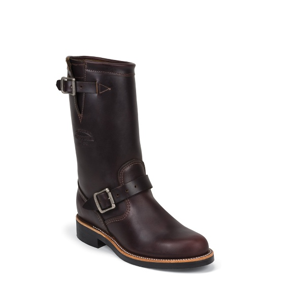 "Image for WOMEN'S 11"" CORDOVAN ORIGINAL ENGINEER BOOTS ; Style# 1901W16"