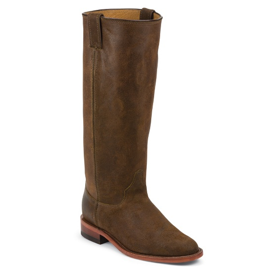 "Image for WOMEN'S 15"" BROWN BOMBER ORIGINAL ROPER BOOTS ; Style# 1901W63"