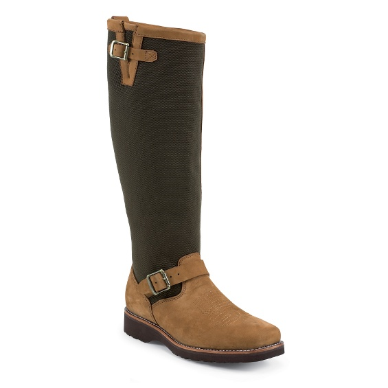 """Image for MEN'S 18"""" AGED REGINA SQUARE TOE RUGGED OUTDOOR SNAKE BOOTS ; Style# 25115"""