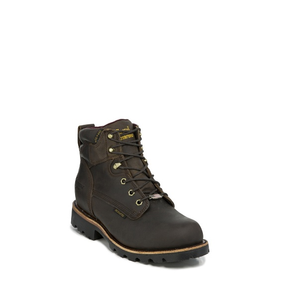"""Image for MEN'S 6"""" BAY APACHE CRAZY HORSE ARCTIC WATERPROOF RUGGED OUTDOOR BOOTS ; Style# 25203"""