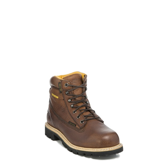 """Image for MEN'S 6"""" BRIAR NORWEGIAN RUGGED OUTDOOR BOOTS ; Style# 25945"""