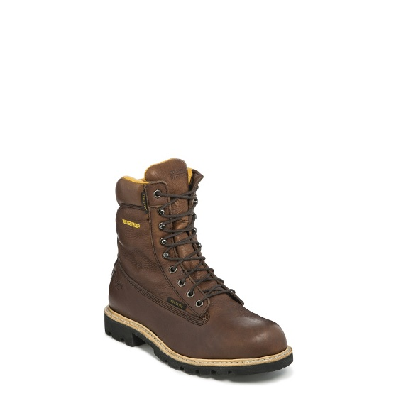 """Image for MEN'S 8"""" BRIAR NORWEGIAN RUGGED OUTDOOR BOOTS ; Style# 25950"""