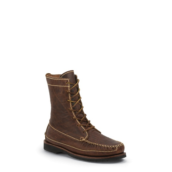 "Image for MEN'S ROCKY MOUNTAIN AMERICAN BISON LACE-UP 8"" CHUKKA CASUAL BOOTS ; Style# 30106"
