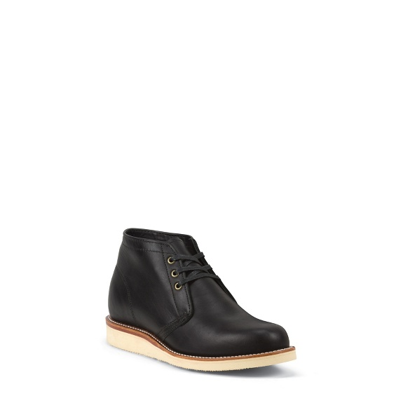 Image for MEN'S 1955 ORIGINAL MODERN SUBURBAN-BLACK BOOTS ; Style# 4025BLK