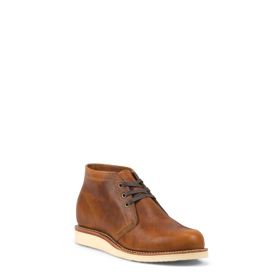 Image for MEN'S 1955 ORGINAL MODERN SUBURBAN-TAN BOOTS ; Style# 4025TAN