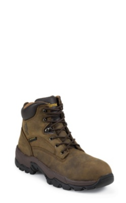 MEN'S 6inch BAY APACHE UTILITY LACE UP RUGGED OUTDOOR BOOTS