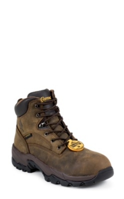 MEN'S 6inch BAY APACHE UTILITY COMPOSITION TOE LACE UP RUGGED OUTDOOR BOOTS