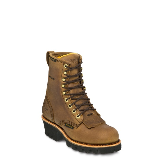 "Image for WOMEN'S 8"" BAY APACHE WATERPROOF INSULATED LOGGER BOOTS ; Style# L26340"