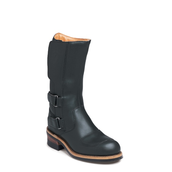 """Image for WOMEN'S 12"""" BLACK ENGINEER RUGGED OUTDOOR BOOTS ; Style# L27862"""