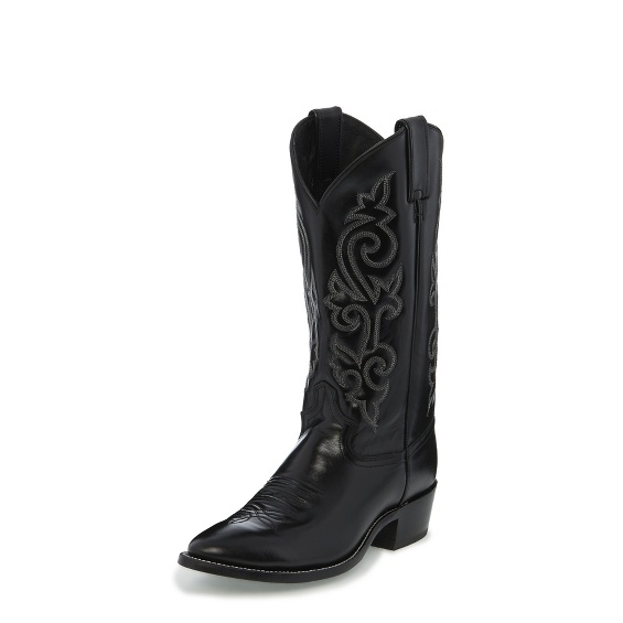 Image for BUCK BLACK boot; Style# 1409