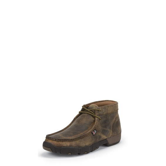 Image for CAPPIE DARK BROWN shoe; Style# 232