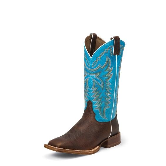 Image for HIDALGO DARK BROWN boot; Style# 2853