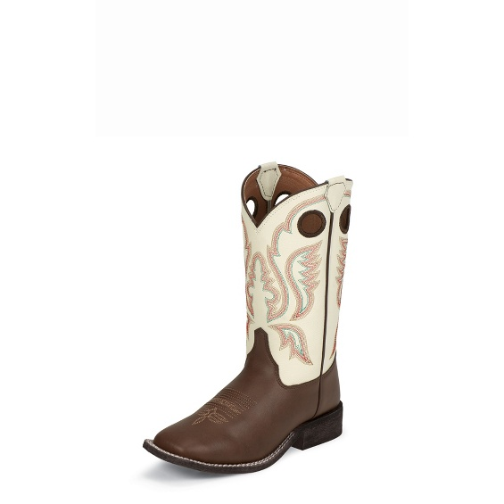 Image for CHOCOLATE BURNISHED boot; Style# 301JR