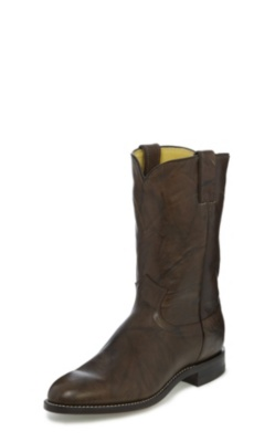 MEN'S DARK MARBLED DEERLITE ROPER BOOTS