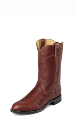 MEN'S CHESTNUT MARBLED DEERLITE ROPER BOOTS