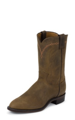 MEN'S  BAY APACHE ROPER BOOTS