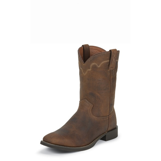 Image for RUGGED TAN COW boot; Style# 3904